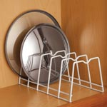 Organization & Decor - Plate/Lid Rack