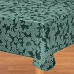 Table Top & Entertaining - Bordeaux Floral Vinyl Table Cover