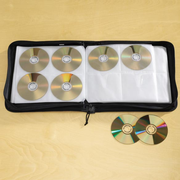 CD DVD Storage Binder - View 1