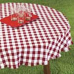 Kitchen - Tavern Check Tablecloth