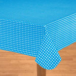 Perfect Cookout - Gingham Oilcloth