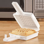 Small Appliances & Accessories - Microwave Waffle Maker