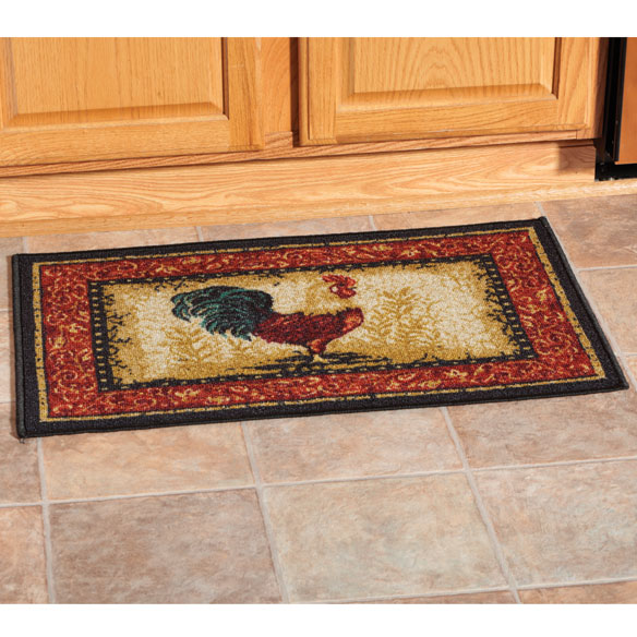 kitchen accent rug - accent rug for kitchen - walter drake