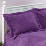 The Jane Chenille Sham by OakRidge™ Comforts