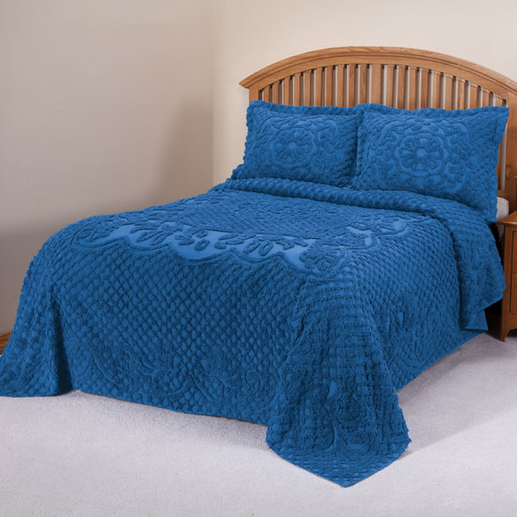 The Martha Chenille Bedding by East Wing Comforts™ - View 1