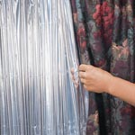 Decorations & Accents - Energy Saving Solar Curtain Panels