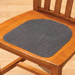 Home - Anti Slip Chair Mats Set of 2
