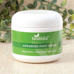 Supplements & Creams - Healthful™ Advanced Healing Foot Cream