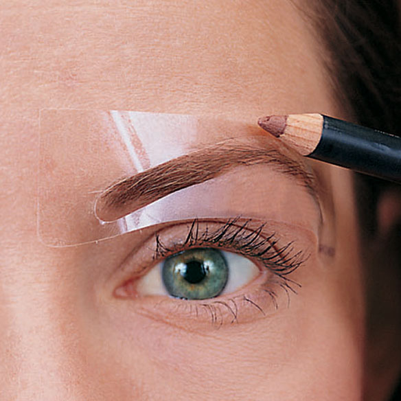 Fran Wilson® Brow Shaping Stencils - View 1