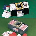Gifts for Him - Automatic Card Shuffler