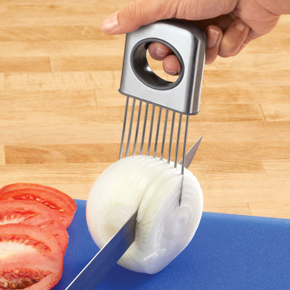 Easy Grip Onion Slicer