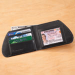 Safe Holiday Travel - RFID Front Pocket Wallet