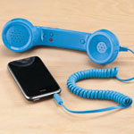 Labels & Stationery - Retro Phone Handset