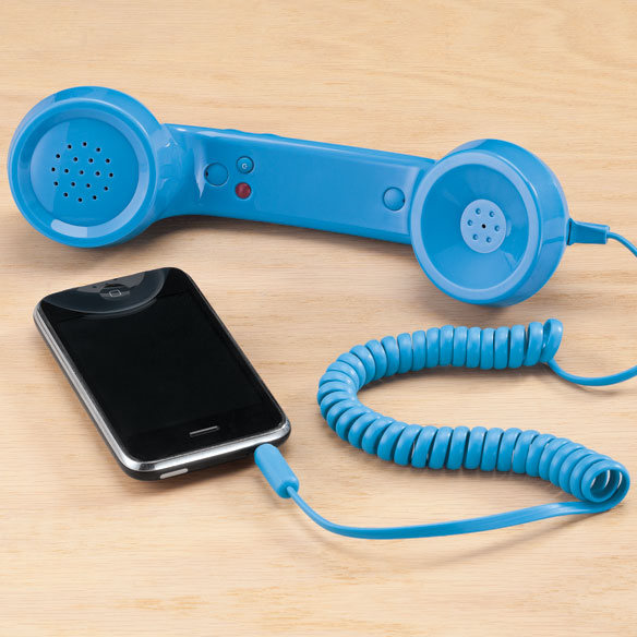 Retro Phone Handset - View 1
