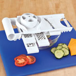 Perfect Cookout - 5-In-1 Mandolin Slicer & Grater