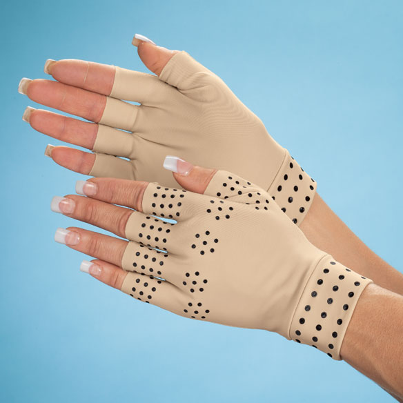 Compression Gloves With Magnets