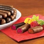 Candy & Fudge - Dark Chocolate Sticks