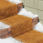 Cold Weather Prep - No-Slip Ice Carpet