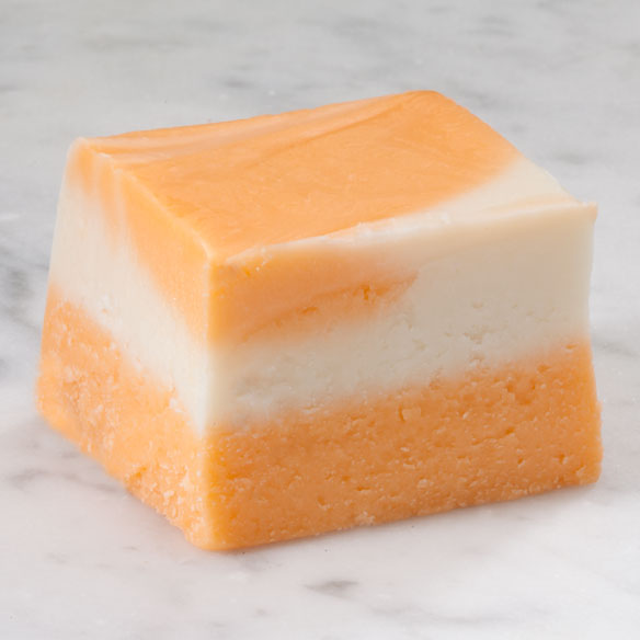 Orange Cream Fudge, 12 oz.