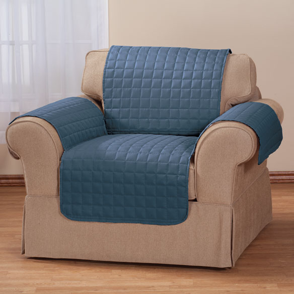 Microfiber Chair Protector by OakRidge Comforts™ - View 1