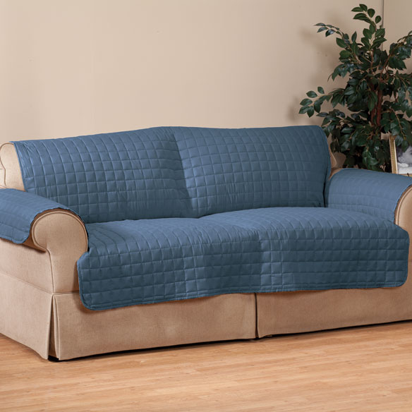 Microfiber Loveseat Protector by OakRidge™ - View 1