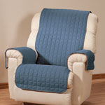 Customer Favorites - Microfiber Recliner Protector by OakRidge™ Comforts