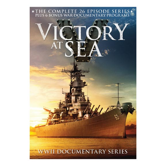 Victory At Sea DVD Series