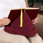 Gifts for the Reader - Sherpa Book Pillow