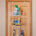 Home - Over The Door Cleaning Supply Organizer
