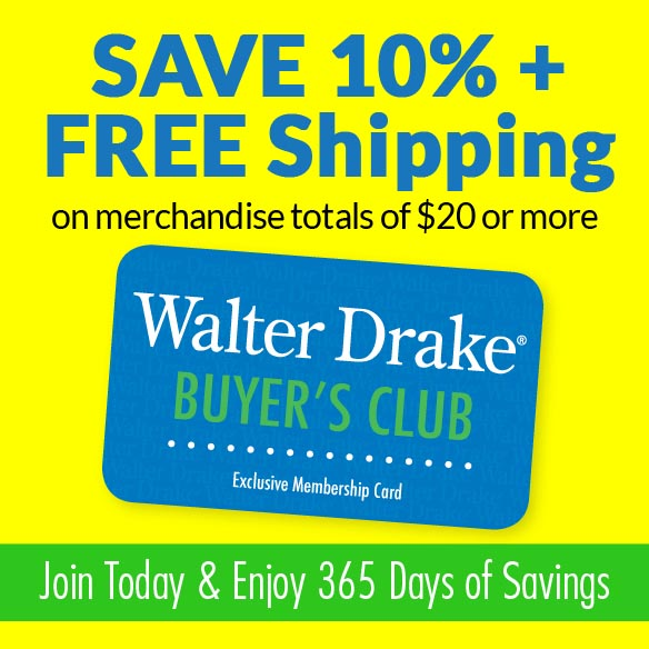 Walter Drake Buyer's Club Membership