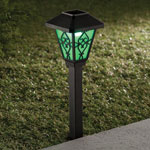 Outdoor Décor - Color Changing Solar Light