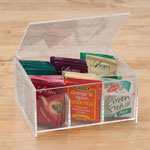 Gifts Under 20 - Acrylic Tea Bag Box