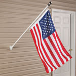 Perfect Cookout - Tangle-Free Flag Pole