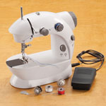 Clothes Care - Compact Sewing Machine