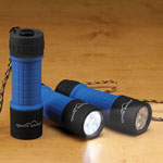 Home Lighting - Eddie Bauer Rubberized LED Flashlights, Set of 3