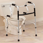 View All Sale - 2-In-1 Folding Walker