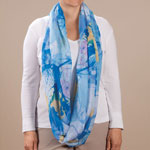 View All Sale - Watercolor Infinity Scarf