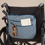 Mobility, Braces & Footcare - Walker/Wheelchair Bag
