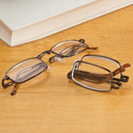 Eye, Ear & Throat - Foldable Readers, 1 Pair