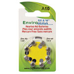 View All Sale - Fuji EnviroMax A10 Hearing Aid Batteries - 8-Pack