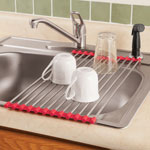 Kitchen - Roll Up Drying Mat
