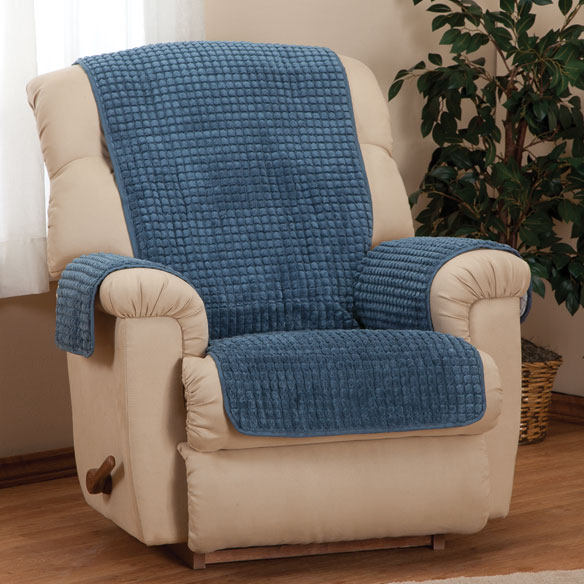 Chenille Recliner Furniture Protector