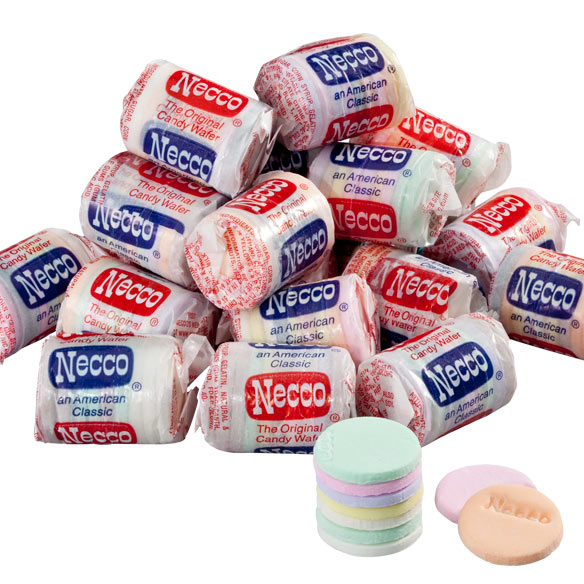 Necco® Wafers Refill Candy - 10 oz.