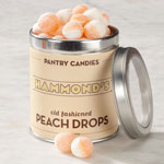 Candy & Fudge - Hammond's® Old Fashioned Peach Drops, 10 oz.