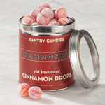 Candy & Fudge - Hammond's® Old Fashioned Cinnamon Drops Tin, 10 oz.