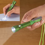 Stocking Stuffers - Flashlight Pen with Lanyard