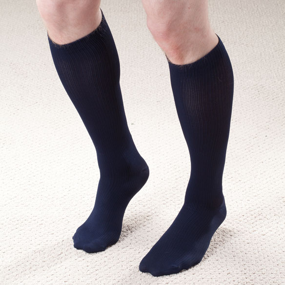 Men's Light Compression Trouser Socks