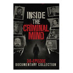 Inside the Criminal Mind: 30-Episode Documentary DVD set