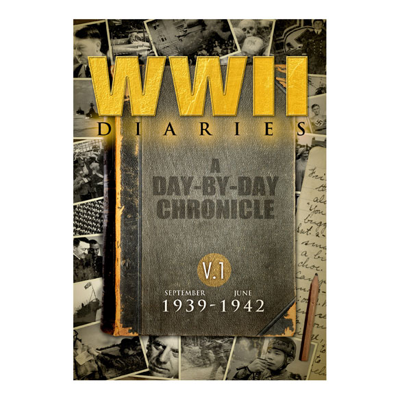 World War II Diaries—Volume 1 DVD Set - View 1