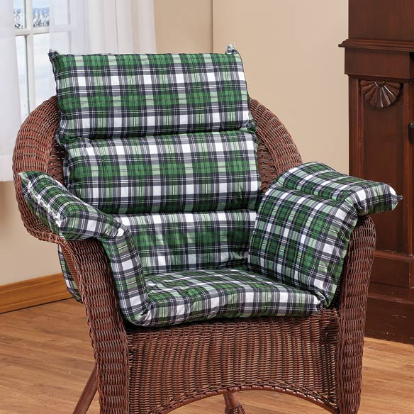 Flannel Pressure Reducing Chair Cushion